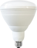 LED BR BR40 3000K Flood Dim 16W