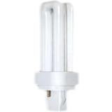 Compact Fluorescent 2U 18W G24d-2 4100K