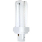 Compact Fluorescent 2U 18W G24q-2 2700K
