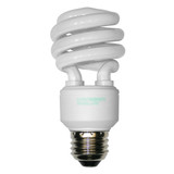 Spiral-Lite CFL T3 MED 2700K 13-Watt