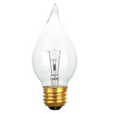Duro-Lite Incandescent C15 MED Clear 25-Watt