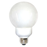 Compact Fluorescent G30 15W GU24 4100K
