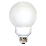 Compact Fluorescent G30 15W E26 5000K