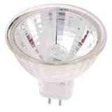 Halogen Lamp Open Reflector MR16 50W GU5.3 12V Clear