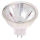 Halogen Lamp Covered Reflector MR16 GU5.3 20W Clear