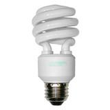 Spiral-Lite CFL T3 MED 120V 2700K 10,000H 9W