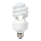 Compact Fluorescent Super Mini Spiral 15W E26 2700K