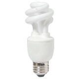Compact Fluorescent Super Mini Spiral 18W E26 6500K