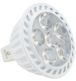 MR16 12V 7.5W High CRI Dimmable 25º 3000K