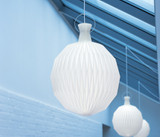 Le Klint 101A Lampshade Foil Lantern Made in Denmark and Designed by Kaare Klint