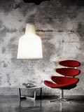 Le Klint Bell-Shaped Lamp Made in Denmark and Designed by Aurélien Barbry
