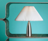 Le Klint  376 Table Lamp Made in Denmark and Designed by Philip Bro Ludvigsen