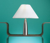 Le Klint  378 Table Lamp Made in Denmark and Designed by Philip Bro Ludvigsen