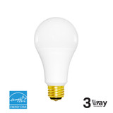 Euri Lighting EA21-1050et Omni-Directional LED Light Bulb 9W 120V 5000K