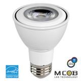 Euri Lighting EP20-2050ew Directional (Wide Spot) LED Light Bulb 7W 120V 5000K