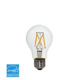Euri Lighting VA19-2000e Full Beam Spread LED Light Bulb 7W 120V 2700K