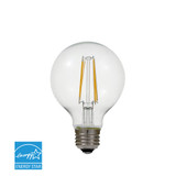 Euri Lighting  VG25-2000e Full Beam Spread LED Light Bulb 7W 120V 2700K