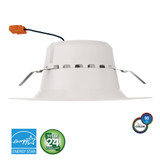 "Euri Lighting DLC-3041e LED 5""-6"" Downlight Combo Retrofit Kit 21W 120V 4000K"