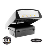 Euri Lighting Outdoor Wall Pack EWP-1051 Directional LED Retrofit Kit 70W 200-480V  5000K