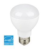 Euri Lighting R20 Directional Flood ER20-1020e LED Light Bulb 7W 120V 2700K