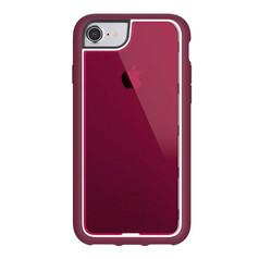 Griffin Survivor Adventure Case iPhone 7 - Black Cherry