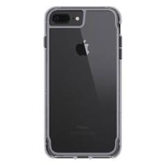 Griffin Survivor Clear Case iPhone 7+ Plus - Black/Smoke