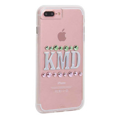 Case-Mate Naked Tough Custom Case with Stickers iPhone 7+/6+/6S+ Plus - Clear