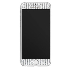 Case-Mate Gilded Glass Screen Protector iPhone 7+/6+/6S+ Plus - Silver