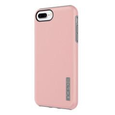 Incipio DualPro Case iPhone 7+ Plus - Iridescent Rose Gold/Gray