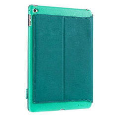 SwitchEasy Canvas Folio Case iPad Mini 4 - Turquoise