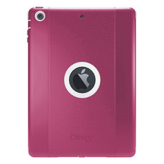 OtterBox Defender Case iPad Air - Peony Pink/White - Case Store Packaging