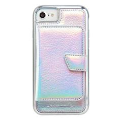 Case-Mate Compact Mirror Case iPhone 8/7/6/6S - Iridescent