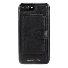 Case-Mate Compact Mirror Case iPhone 8+/7+/6+/6S+ Plus - Black