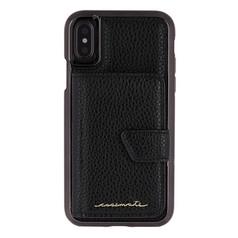 Case-Mate Compact Mirror Case iPhone X - Black