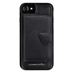 Case-Mate Compact Mirror Case iPhone 8/7/6/6S - Black