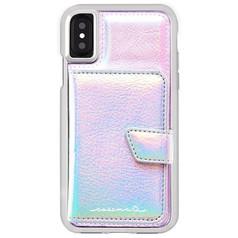 Case-Mate Compact Mirror Case iPhone X/Xs - Iridescent