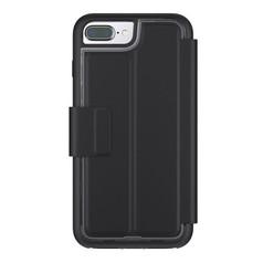 Griffin Survivor Adventure Wallet Case iPhone 7+ Plus - Black
