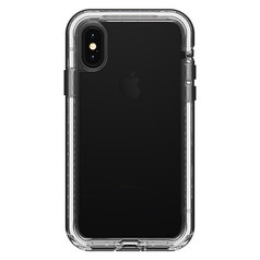 LifeProof NEXT Case iPhone X/Xs - Black Crystal