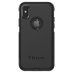OtterBox Commuter Case iPhone X - Black