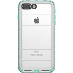 Pelican MARINE Case iPhone 7+ Plus - Teal/Clear