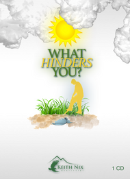 What Hinders You? 1 CD Package