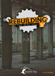 Rebuilding the Real You Part 2 4 CD Series