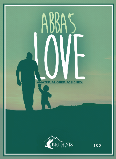 Abba's Love Amazed.  Aligned.  Assigned. 3 CD Series