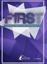 F1RST Life - the Way God Intended It 5 CD Series