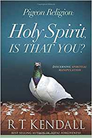 Pigeon Religion: Holy Spirit Is That You?