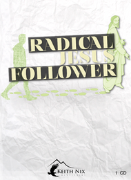 Radical Jesus Follower 1 CD Package