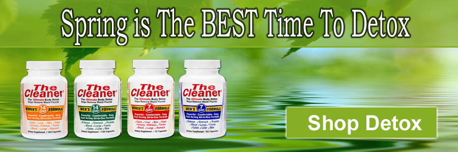 The Cleaner Cleanse & Detox Supplements