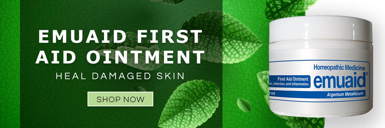 Emuaid Skin Ointment   Heal Damaged Skin
