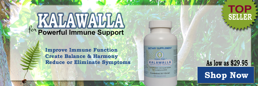 Kalawalla with Polypodium Leucotomos - Immune Support Supplement