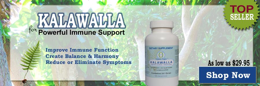 Kalawalla with Polypodium Leucotomos - Immune Support Supplement